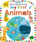 Priddy Learning: My First Animals Cover Image