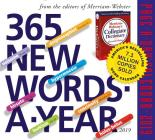 365 New Words-A-Year Page-A-Day Calendar 2019 Cover Image