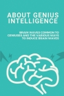 About Genius Intelligence: Brain Waves Common To Geniuses And The Various Ways To Induce Brain Waves: Human Potential Cover Image