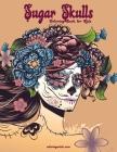 Sugar Skulls Coloring Book for Kids Cover Image