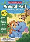 Animal Pals Wipe-Clean Activity Book Cover Image