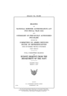 Hearing on National Defense Authorization Act for fiscal year 2008 and oversight of previously authorized programs Cover Image