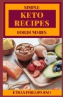 Simple Keto Recipes for Dummies Cover Image