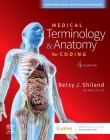 Medical Terminology & Anatomy for Coding Cover Image