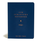 CSB Scripture Notebook, Judges: Read. Reflect. Respond. Cover Image