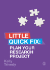 Plan Your Research Project: Little Quick Fix Cover Image