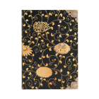 Paperblanks Karakusa (Japanese Lacquer Boxes) Hardcover Journal, Lined - MIDI Cover Image