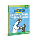 Big Book of Coloring Pages with Bible Stories for Kids of All Ages (Big Books) Cover Image
