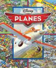 Look and Find Disney Planes Cover Image