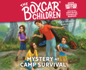 Mystery at Camp Survival (The Boxcar Children Mysteries #154) Cover Image