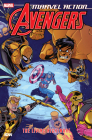 Marvel Action: Avengers: The Living Nightmare (Book Four) Cover Image