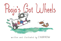 Poojo's Got Wheels Cover Image