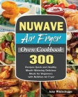 NuWave Air Fryer Oven Cookbook Cover Image
