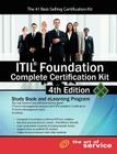 Itil Foundation Complete Certification Kit - Fourth Edition: Study Guide Book and Online Course Cover Image