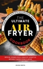 The Ultimate Air Fryer Cookbook Cover Image