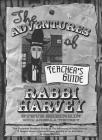 The Adventures of Rabbi Harvey Teachers Guide: The Complete Teacher's Guide to the Adventures of Rabbi Harvey: A Graphic Novel of Jewish Wisdom and Wi Cover Image