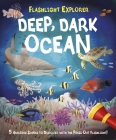 Flashlight Explorer Deep, Dark Ocean: 5 Amazing Scenes to Discover with the Press-Out Flashlight! Cover Image