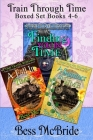Train Through Time Boxed Set Books 4-6 Cover Image