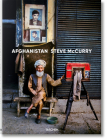 Steve McCurry. Afghanistan Cover Image