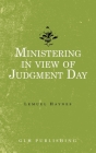 Ministering in view of Judgment Day Cover Image