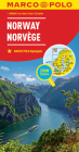 Norway Marco Polo Map (Marco Polo Maps) Cover Image
