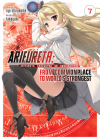 Arifureta: From Commonplace to World's Strongest (Light Novel) Vol. 7 Cover Image