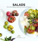 Salads: Over 60 Satisfying Salads for Lunch and Dinner Cover Image