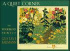 Gustave Baumann: Boxed Notecards(a Quiet Corner) Cover Image