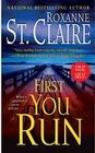 First You Run (The Bullet Catchers #4) Cover Image