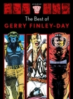 45 Years of 2000 AD - The Best of Gerry Finley-Day Cover Image