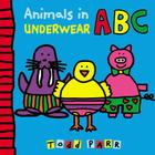 Animals in Underwear ABC Cover Image