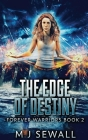 The Edge Of Destiny: Large Print Hardcover Edition Cover Image
