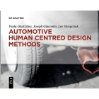 Automotive Human Centred Design Methods Cover Image