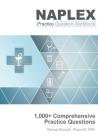NAPLEX Practice Question Workbook: 1,000+ Comprehensive Practice Questions (2021 Edition) Cover Image