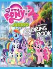 My Little Pony: JUMBO Coloring book: 120 coloring pages for all fans of My Little Pony Cover Image