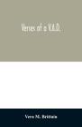 Verses of a V.A.D. Cover Image