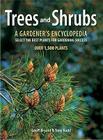 Trees and Shrubs: A Gardener's Encyclopedia Cover Image