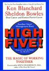 High Five!: The Magic of Working Together Cover Image