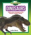 Dinosaurs: Walk in the Footsteps of the World's Largest Lizards (Fact Atlas Series) Cover Image