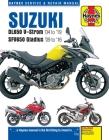 Suzuki DL650 V-Strom '04 to '19 and SFV650 Gladius '09 to '16 (Haynes Powersport) Cover Image
