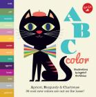 Little Concepts: ABC Color: Apricot, Burgundy & Chartreuse, 26 cool new colors are out on the loose! Cover Image