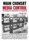 Media Control: The Spectacular Achievements of Propaganda (Open Media Series) Cover Image