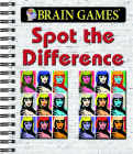 Brain Games - Spot the Difference Cover Image