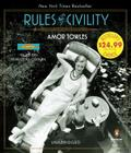 Rules of Civility Cover Image