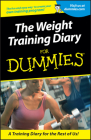 Weight Training Diary for Dummies Cover Image