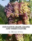Our Native Grape: Grapes and Their Culture: A List of Old and New Grape Varieties Cover Image