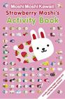 Strawberry Moshi's Activity Book Cover Image