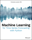 Machine Learning for Time Series Forecasting with Python Cover Image