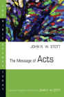 The Message of Acts (Bible Speaks Today) Cover Image