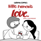 Catana Comics Little Moments of Love 2021 Wall Calendar Cover Image